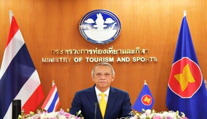 Tourism Ministers of ASEAN had a video conference meeting to revive Tourism