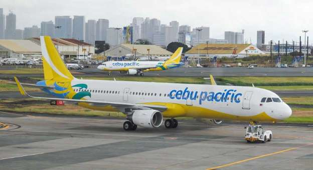 Budget airliner Cebu Pacific, reported a net loss of nearly P1.2 billion