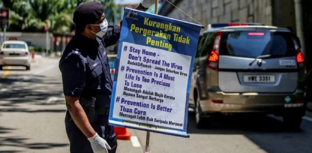 Civil Servants who violates MCO may lose pension