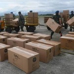 PSBB for regional govts, 300 disinfectant sprayers assistance from South Korea