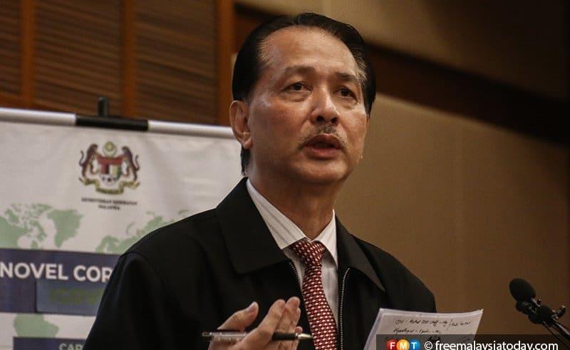 China's TV Station named Malaysia's Health DG among 'world's top doctor'