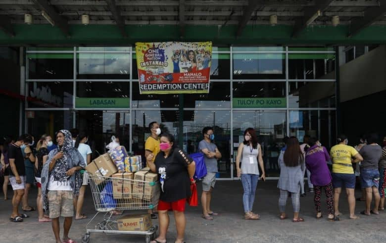 Filipinos for Enough Supply of Foods Aidst the Enhanced Community Quarantine