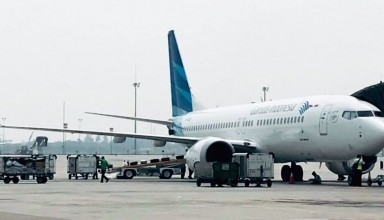 Garuda Indonesia Airline plans to salary postponement