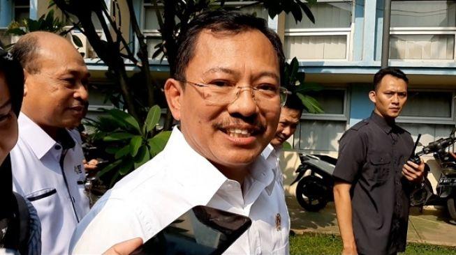 Health Minister of Indonesia (Terawan Agus Putranto)