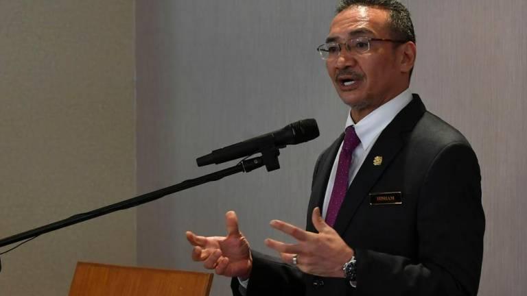 Foreign Minister Datuk Seri Hishammuddin Hussein reaffirmedForeign Minister Datuk Seri Hishammuddin Hussein reaffirmed
