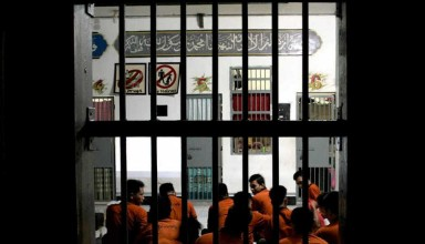 38,822 Indonesian prisoners released