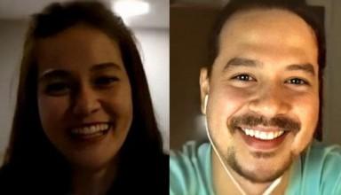 Instagram live conversation between John Lloyd Cruz and Bea Alonzo