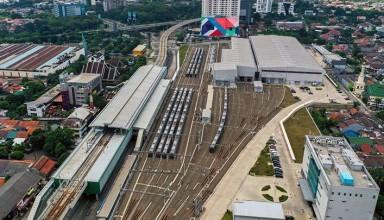 MRT Jakarta Construction project postponed