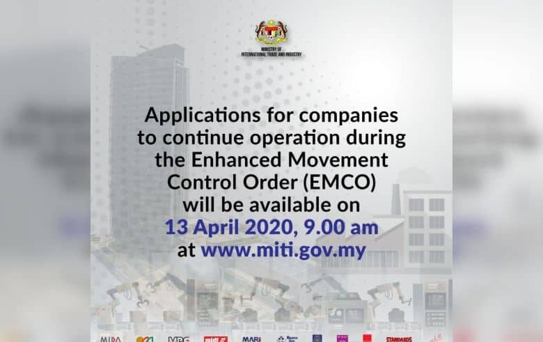 Coronavirus: Website of Malaysia's industry ministry crashes as eager traders flood servers