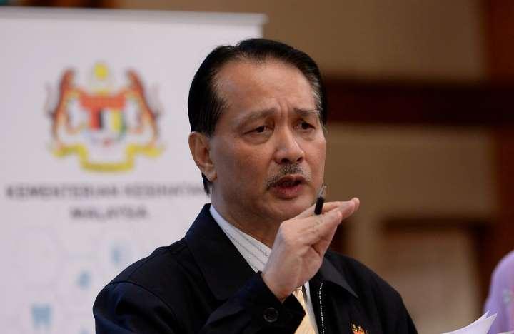 Dr Noor Hisham Abdullah said today that Malaysia has no Covid-19 Patients