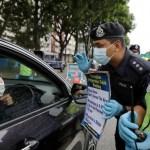 No more fines, PDRM Will Arrest MCO Violators Starting 15 April