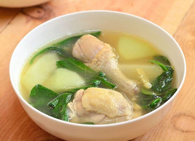 """COVID-19 Ailment: Onion-Garlic Riched Chicken Soup"""