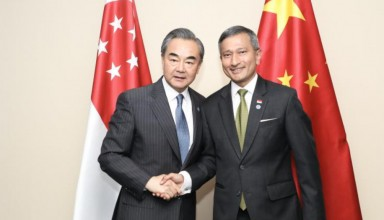 Foreign Minister Vivian Balakrishnan reassured safety of Chinese migrant Workers