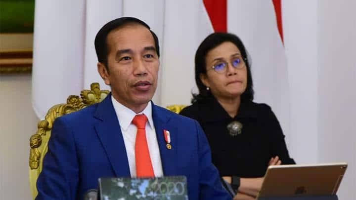 Indonesia Finance Minister Sri Mulyani