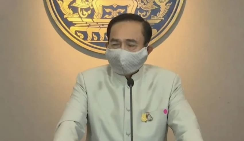 New cases number is stable, the further emergency decree will be announced by Thai PM