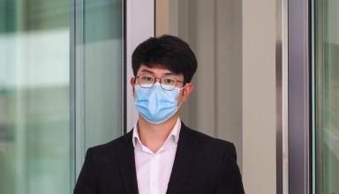 Singaporean charged wth $1500 for beaching Quarantine