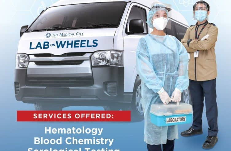 Medical city bring medical services on your door