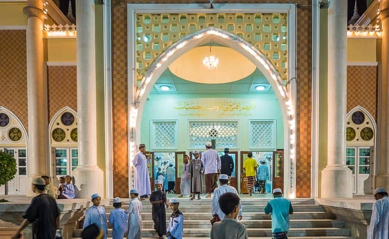 Ramadan Season is coming as Thailand is still in an emergency decree which possibly effect Thai Muslims who practice their religious activities