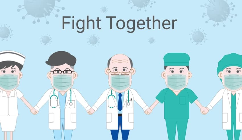 ASEAN fight together for protect covid19