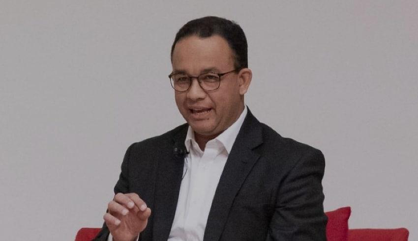 DKI Jakarta Governor Anies Baswedan
