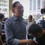 PKR president Datuk Seri Anwar Ibrahim