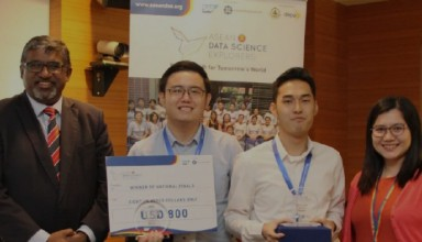 Asean Data Science Explorers opens its doors to students