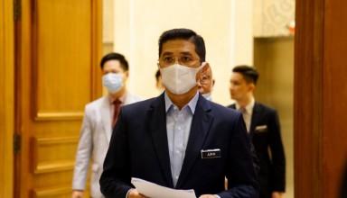 Azmin Ali prewarn Malaysian Govt