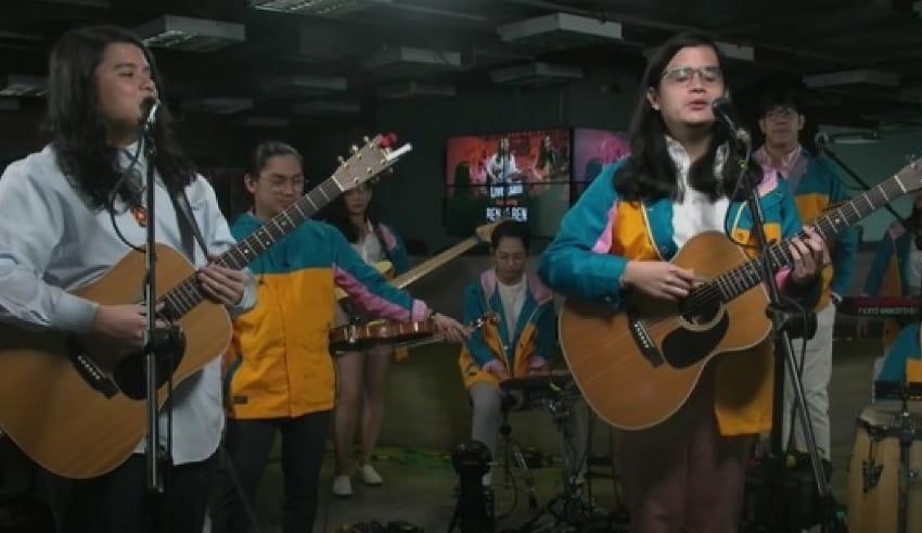 Pinoy band Ben&Ben new love song based on netizen's feelings