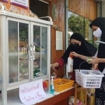 "Community pantries"" continue to rise in Thailand to donate food"