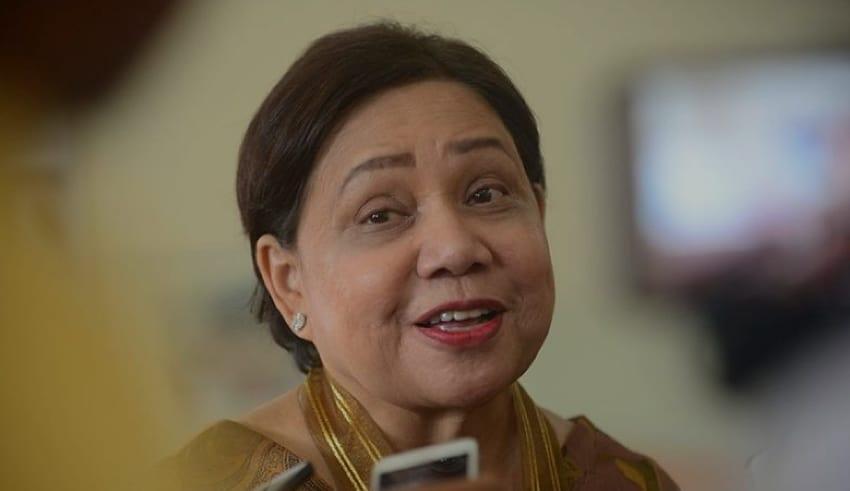 Senator Cynthia Villar apologized for her remarks