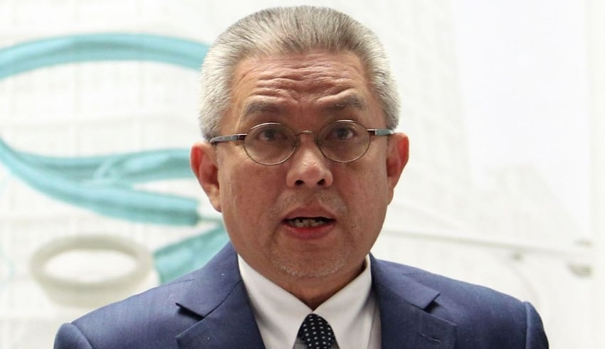 Malaysia Health Minister Datuk Seri Dr Adham Baba