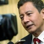 Election Commission chairman Datuk Azhar Azizan Harun