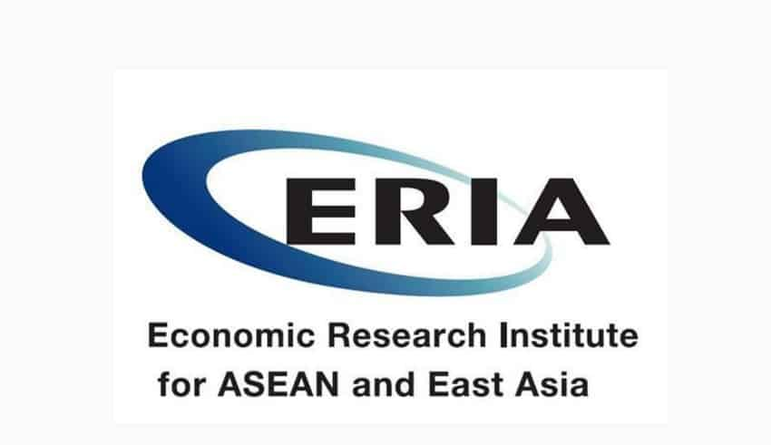 Economic Research Institute for Asean and East Asia Logo
