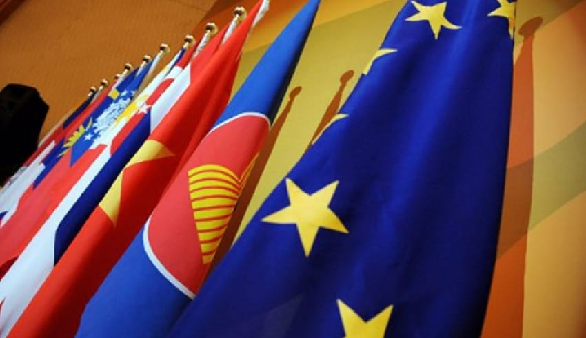 EU has reiterated its commitment on assisting ASEAN's programs