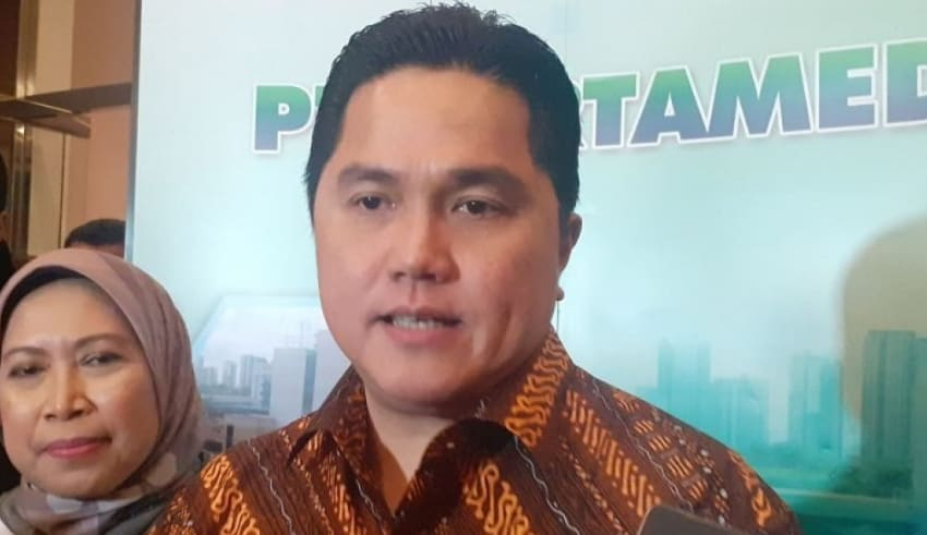 Minister of SOEs), Erick Thohirsaid that there would be no more SOEs