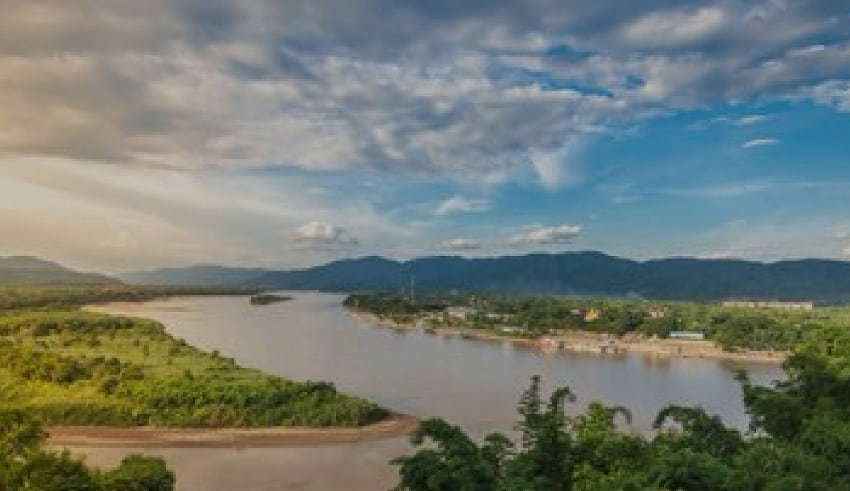 Laos in partnership with China has submitted plans to to the Mekong River Commission