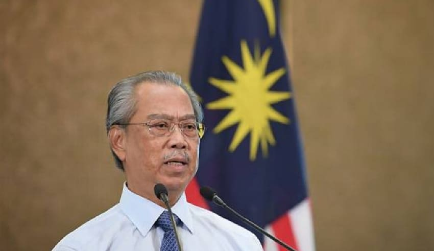 Muhyiddin announced a 70-member frontbench including six senators