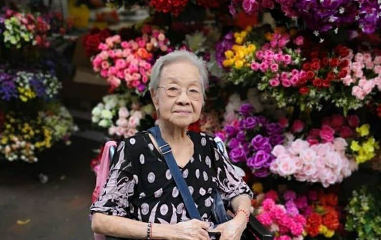 Madam Yap Lay Hong, 102, Singapore's oldest COVID-19 patient, has been discharged