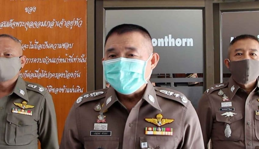 Thailand police sexually harassed the 15 year-old girl