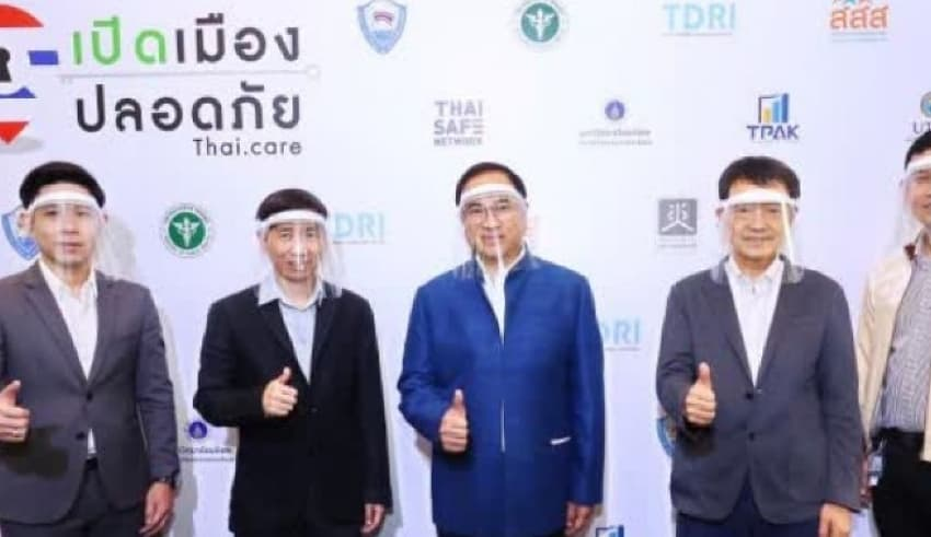 Thai Chamber of Commerce adjust themselves to New Normal