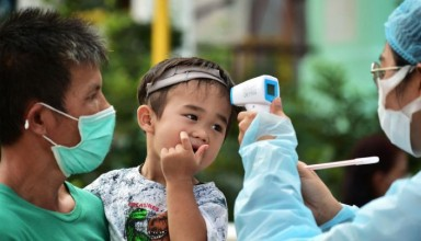 Thailand logged only three new covid-19 coronavirus cases Thursday
