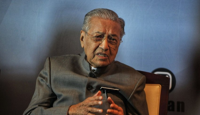Tun Dr Mahathir Mohamad is also contesting Datuk Marzuki Yahya's removal