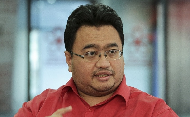 Akhramsyah said Dr Mahathir Mohamad's sacking, along with four other MPs, has angered the party's grassroots
