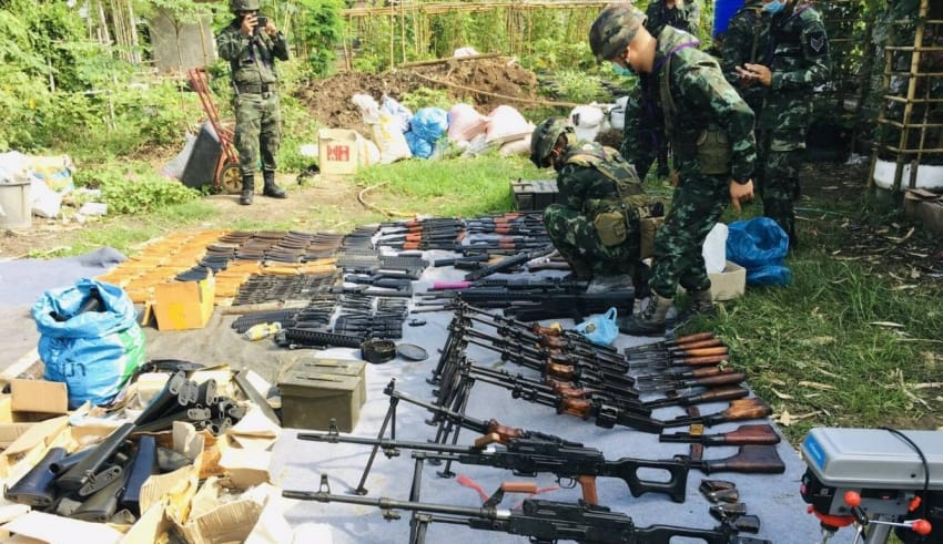 Thailand Political unrest