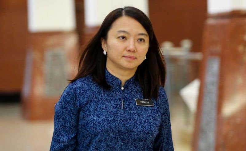 Hannah Yeoh News