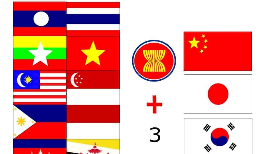 aec plus 3 asean economic community