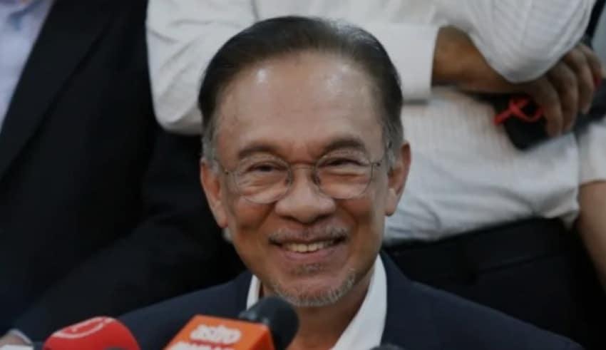Parliamentary opposition chief Anwar Ibrahim