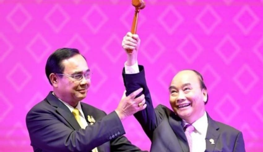 Asean chair for the regional bloc Vietnam has made a proposal this year