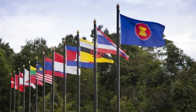 flags of southeast asia countries ASEAN Economic Community