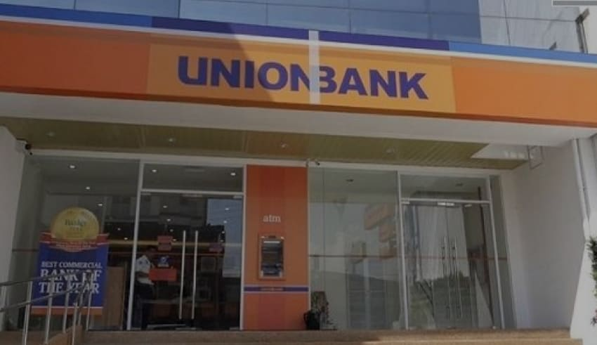 Union Bank of the Philippines enterance